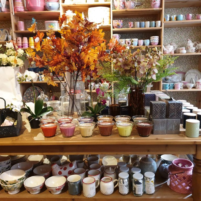 Bougies parfumées Comptoir de Famille