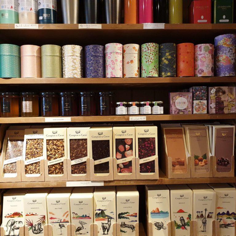 Chocolat Comptoir du Cacao