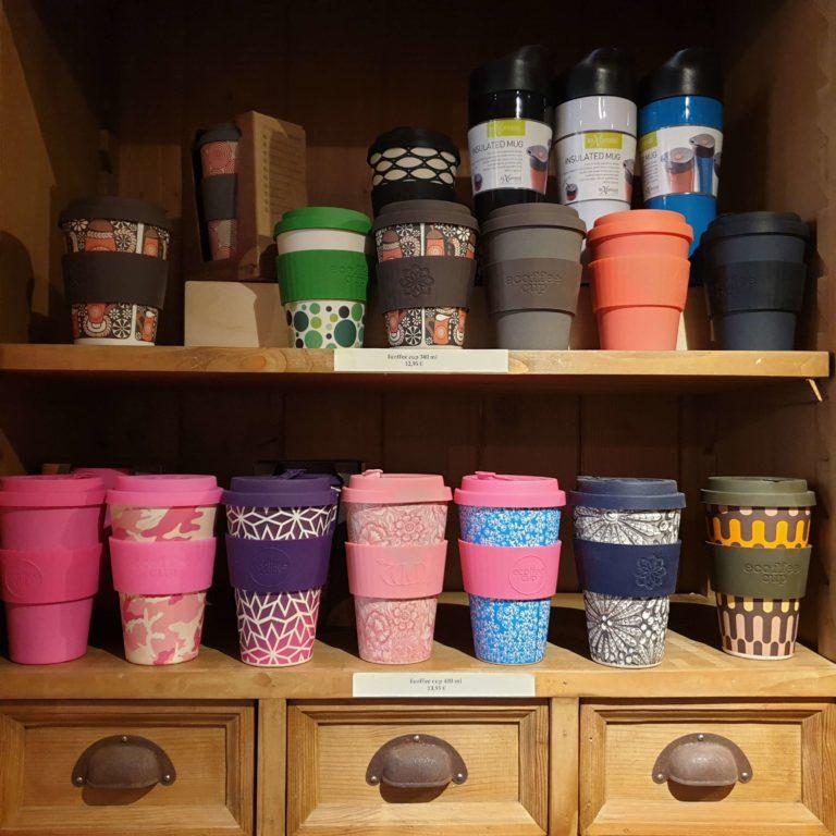 Mugs de voyage Ecoffee